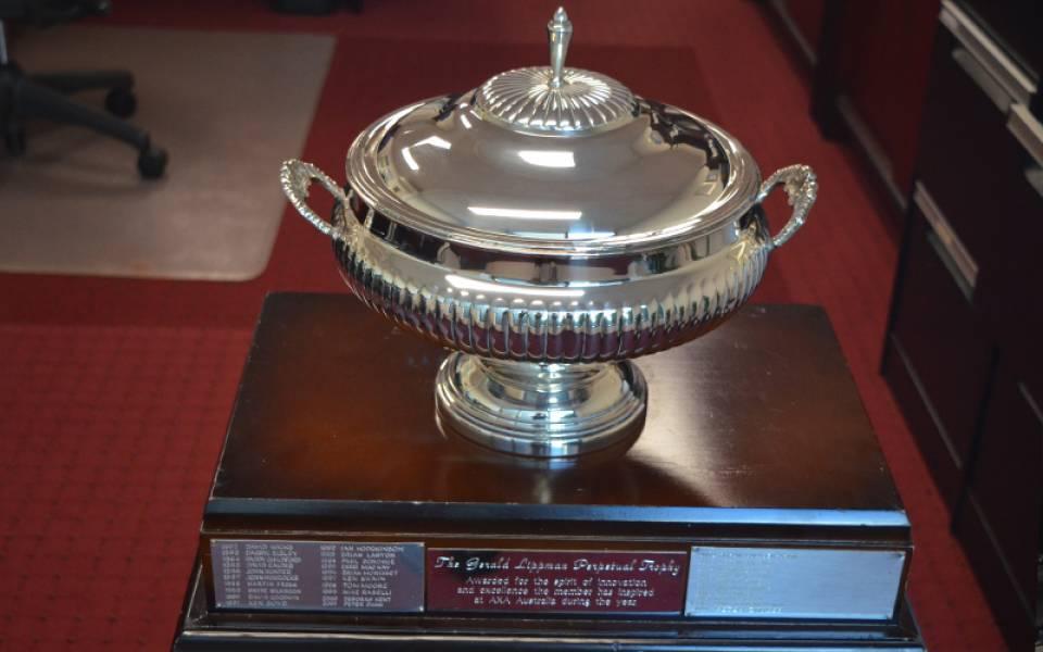 The Perpetual Gerald Lippman Trophy