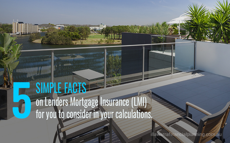 Lender's mortgage insurance (LMI) – 5 simple facts