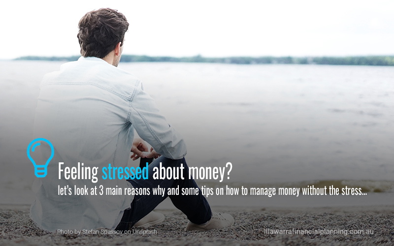 How to stop stressing about money: 5 top tips