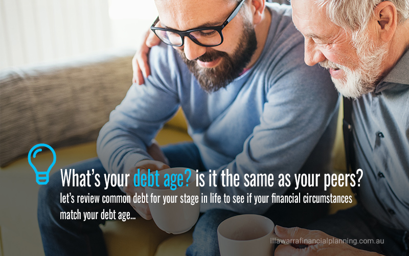 What's your debt age?